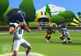 Wii Backyard Football by Madden Nfl 09 All Play Review For The Nintendo Wii