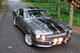 1969 ford mustang gt500 for sale eleanor 1967 ford mustang shelby gt500 cars ford