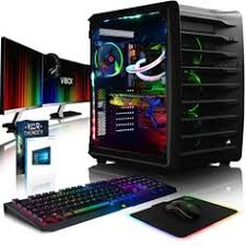 pc de bureau gamer vibox spectrum gxr780 512 pack pc gamer 4 0ghz cpu 10 i7 gtx