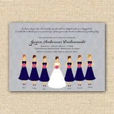 wording for bridal luncheon invitations photo bridesmaids luncheon invitation bridal image