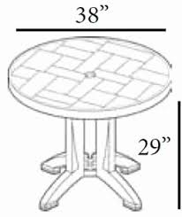resin patio table with umbrella hole round white patio table with umbrella hole awesome 38 round
