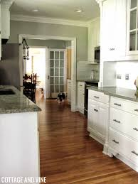 cottage and vine a light and airy kitchen remodel white