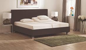 Schlafzimmer Bett 220 X 200 Tempur Prestige Shallow Bett Stoff Anthrazit 160 X 200 Cm