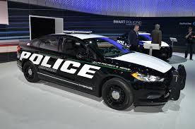 family car ford ford reveals first hybrid police vehicle motor trend