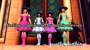 barbie musketeers