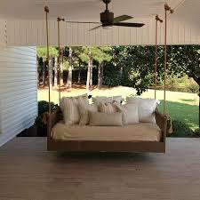 Swinging Bed Frame Outdoor Daybed Swing With Canopy Babytimeexpo Furniture 18 Andover
