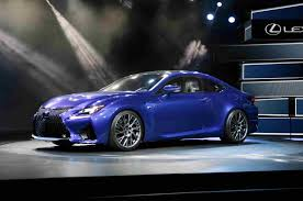 Lexus Isf 2015 Coupe Cars9 Info