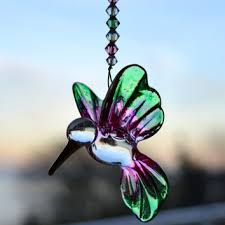 best pink glass ornaments products on wanelo