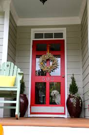 red the front door transformation the soulful house