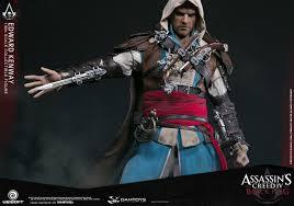 edward kenway costume 1 6 scale assassin s creed iv black flag edward kenway figure by