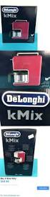 coffee grinder maker appliances new delonghi kmix 5 cup drip