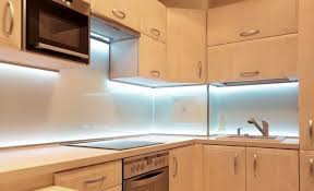 Fluorescent Under Cabinet Lights by Lighting Options For Inside And Under Your Kitchen Cabinets