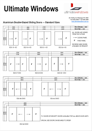 Standard Curtain Sizes Chart by Garage Doors Garage Door Size Photo Concept Sizes