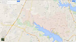 Frisco Texas Map Flower Mound Texas Map
