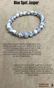 energy bracelet life images Tranquility blue spot jasper gold pave yoga chakra bracelet jpg