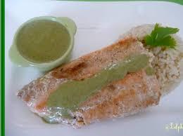 cuisiner l oseille fraiche saumon sauce oseille par cuisinerpassion une recette de fan à