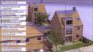 eco house design plans uk bbc the future eco homes arrive in york