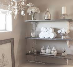 bathroom decorating ideas best 25 bathroom shelf decor ideas on half bathroom