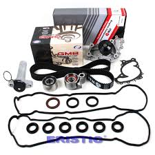 lexus es300 water pump 94 03 timing belt tensioner water pump valve cover kit toyota