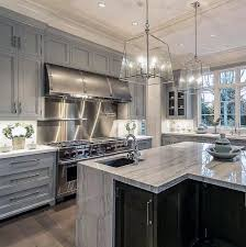 grey kitchen decor ideas top 50 best grey kitchen ideas refined interior designs