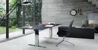 Knoll Office Desk Exec V From Walter Knoll Breathe Modern