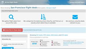 a new one stop shop for finding cheap flights