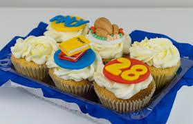 personalised cupcakes 28th birthday cupcakes