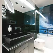 blue and black bathroom ideas bathroom bathroom wall shelves black bathroom vanity tiles