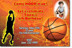 basketball birthday invitations ideas u2013 bagvania free printable