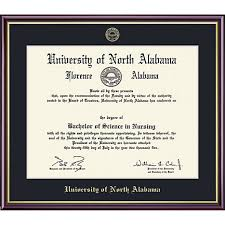 of alabama diploma frame of alabama 8 5 x 11 value price academic