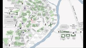 Harvard Campus Map Start Uwo Campus Map Youtube