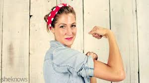 rosie the riveter costume a rosie the riveter costume diy that ll make you feel like a total