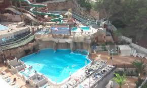 Magic Rock Gardens Hotel Benidorm Vistas A La Piscina Picture Of Magic Aqua Rock Gardens Benidorm