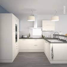 cuisine équipée blanc laqué cuisine équipée blanc laquée cuisine quipe blanc laque pour plan de