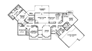 country floor plans country house plan floor plans more house plans 59701