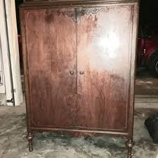 Vintage Armoire Antique And Vintage Cabinets Collectors Weekly