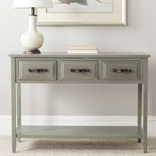 Living Spaces Sofa Table by Jayce Console Table Console Tables Tables And Consoles