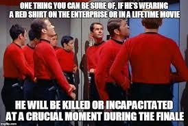 star trek red shirts imgflip