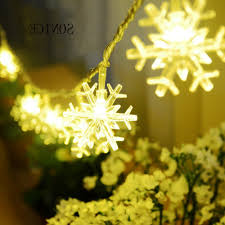 C7 String Lights Outdoor by Decoration Heart Steel String Lights Clear Christmas Light