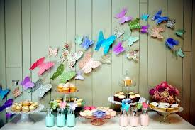 Easter Decoration Ideas Paper by Tinkering Soft Paper Butterflies U2013 Decorating Ideas For Easter