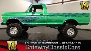 78 Ford F150 Truck Bed - 1979 ford f250 4x4 pickup truck louisville showrom stock 903