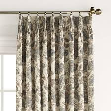 Making Pleated Drapes Interior Design Cool Pinch Pleated Drapes For Elegant Interior