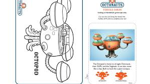 octonauts disney junior india