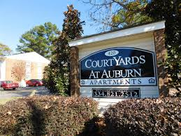 the courtyards at auburn apartment in auburn al