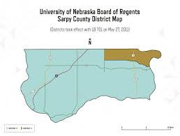 Nebraska On A Map Board Members U0026 Districts University Of Nebraska