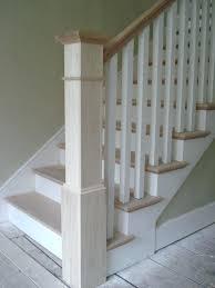 Banister Railing Code Stair Railing Post Installation Wood Rails Poster Wood Box Newel