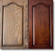 furniture u0026 appliances stylish restaining oak cabinets design for