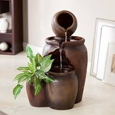waterfalls decoration home nice indoor water fountains for home decor fountain design ideas