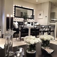 black and white dining room ideas black and white decor contemporary home decor