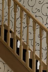 Metal Banister Spindles Stair Parts Stair Spindles Banisters U0026 Other Wooden Stair Parts